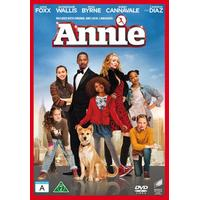 Annie 2014 (DVD) (DVD 2014)