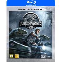 Jurassic World 3D (Blu-ray 3D + Blu-ray) (3D Blu-Ray 2015)