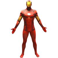 Morphsuit Basic Iron Man Morphsuit
