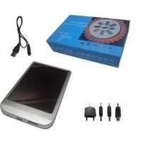 Bärbar Solcellsladdare D001 för mobiltelefoner