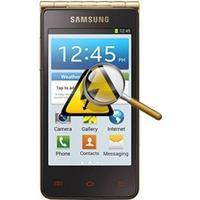 Samsung I9230 Galaxy Golden Diagnose