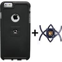 Tetrax XCase Bundle for iPhone 6 Plus Black