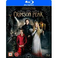 Crimson Peak (Blu-ray) (Blu-Ray 2015)