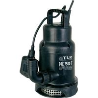 T.I.P. Dirt Water Submersible Pump DTX 7500 T