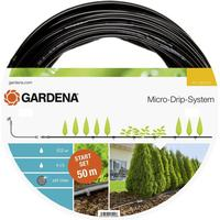 Gardena Micro Drip System Starter Set Planted Rows L 50m