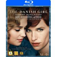 The Danish girl (Blu-ray) (Blu-Ray 2015)