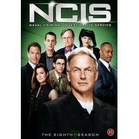 NCIS: Säsong 8 (6DVD) (DVD 2011)