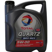Total Motor Oil Quartz Ineo MC3 5W-30
