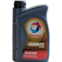 Total Motor Oil Quartz 9000 5W-40
