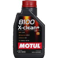 Motul Motor Oil 8100 X-clean Plus 5W-30