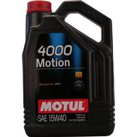 Motul Motor Oil 4000 Motion 15W-40
