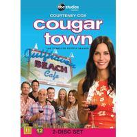 Cougar Town: Säsong 4 (2DVD) (DVD 2013)