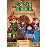Robin Hood: Rabalder och rackartyg 2 (DVD) (DVD 2015)