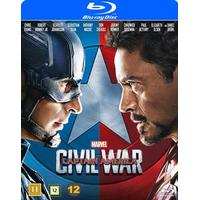 Captain America 3: Civil war (Blu-ray) (Blu-Ray 2016)