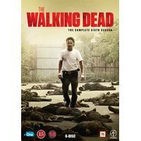 The walking dead: Säsong 6 (6DVD) (DVD 2016)