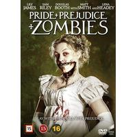 Pride and prejudice and zombies (DVD) (DVD 2016)