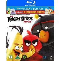 Angry Birds - Filmen 3D (Blu-ray 3D + Blu-ray) (3D Blu-Ray 2016)