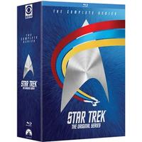 Star Trek TOS: Complete collection - Repack (20Blu-ray) (Blu-Ray 2016)