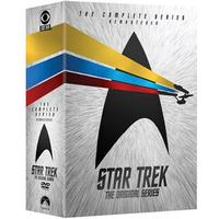 Star Trek TOS: Complete collection - Repack (23DVD) (DVD 2016)