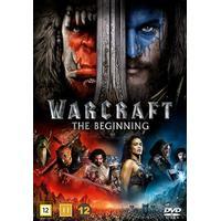 Warcraft - The beginning (DVD) (DVD 2016)