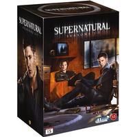 Supernatural: Säsong 1-7 (41DVD) (DVD 2013)