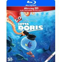 Hitta Doris 3D (Blu-ray 3D + Blu-ray) (3D Blu-Ray 2016)