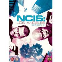 NCIS Los Angeles: Säsong 7 (6DVD) (DVD 2016)