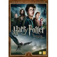 Harry Potter 3 + Dokumentär (2DVD) (DVD 2016)