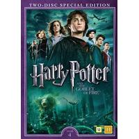 Harry Potter 4 + Dokumentär (2DVD) (DVD 2016)
