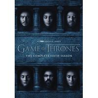 Game of thrones: Säsong 6 (5DVD) (DVD 2016)