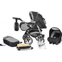 Baby Merc Junior Twist 3 In 1 (Duo) (Travel system)
