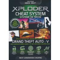 Xploder Cheat System GTA 5 Ed. X360