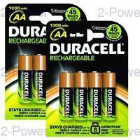 Duracell Uppladdningsbara AA 8 Pack