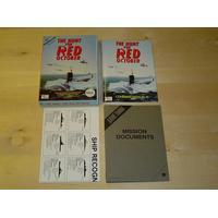 MSX - The Hunt For Red October, kassett, Nytt!