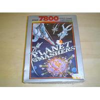 Atari 7800 - Planet Smashers, Nytt!