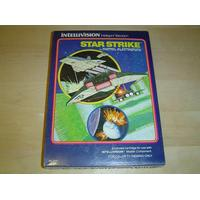 Intellivision - Star Strike, Nytt!