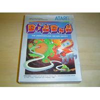 Atari 5200 - Dig Dug, Nytt!