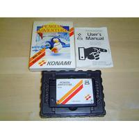 MSX - Penguine Adventure, cartridge, Begagnat