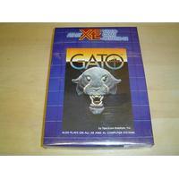 Atari XE - Gato, Nytt!