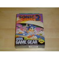 Game Gear - Sonic the Hedgehog 2, Nytt!