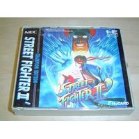 PC Engine - Street Fighter 2(JAP), Begagnad