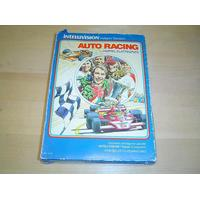 Intellivision - Auto Racing Komplett, Begagnad