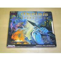 CDi - Merlins Apprentice, Nytt!
