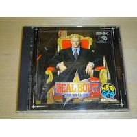 NEO GEO CD - Real Bout Fatal Fury, Begagnad