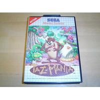 Master System - Taz-Mania, Nytt!