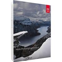 Photoshop Lightroom 6 fullversion svensk DVD Win/Mac