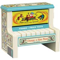 Fisher Price Classics Change a Tune Piano