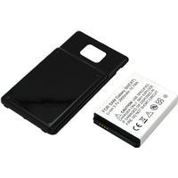 Batteri till Samsung i9100 Galaxy S2 + bakskal