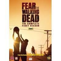 Fear the walking dead: Säsong 1 (2DVD) (DVD 2015)