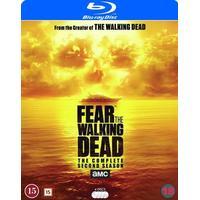 Fear the walking dead: Säsong 2 (4Blu-ray) (Blu-Ray 2016)